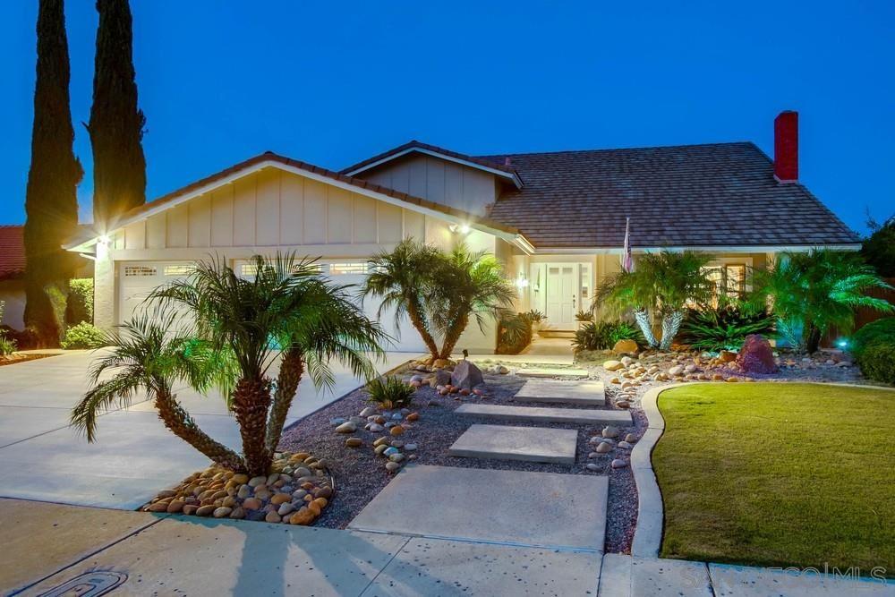 1241 Rippey St, El Cajon, CA 92020 - MLS#: 200045304