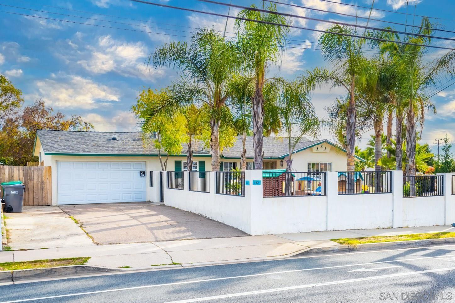 9501 Carlton Hills Blvd, Santee, CA 92071 - MLS#: 210000344