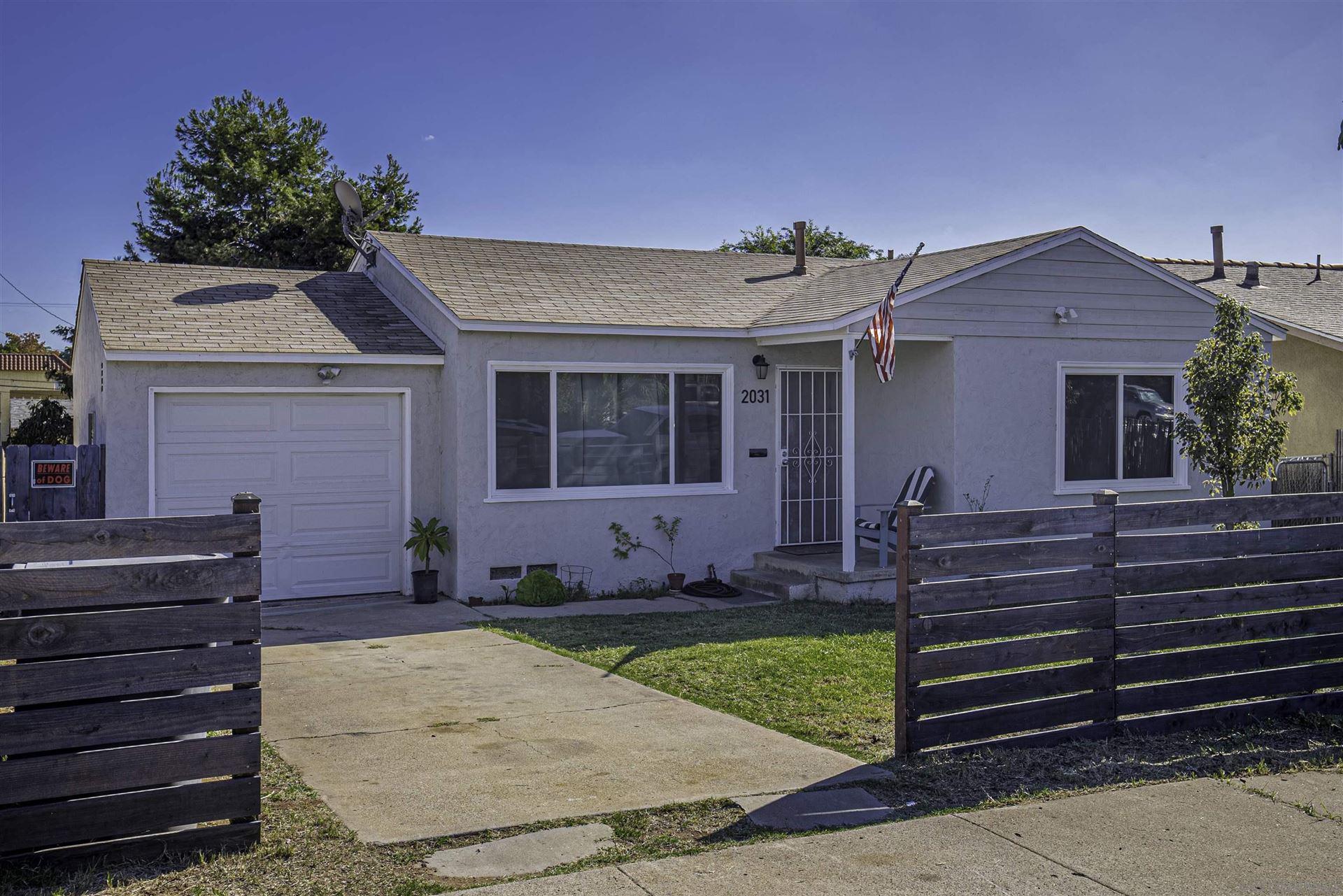 2031 K Ave, National City, CA 91950 - #: 210029363