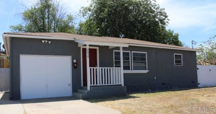 2635 Dryden Rd, El Cajon, CA 92020 - MLS#: 200037390