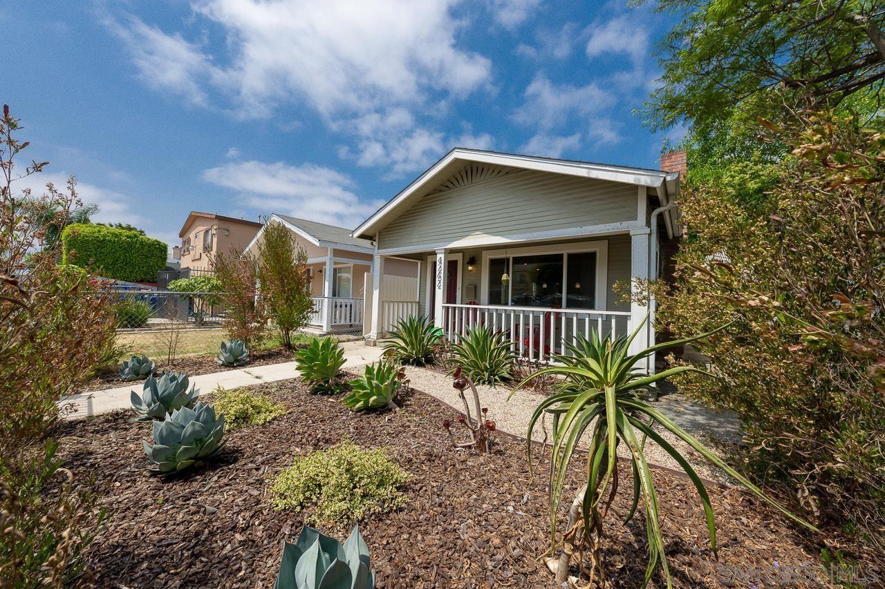 4262 Marlborough, San Diego, CA 92105 - MLS#: 210021412