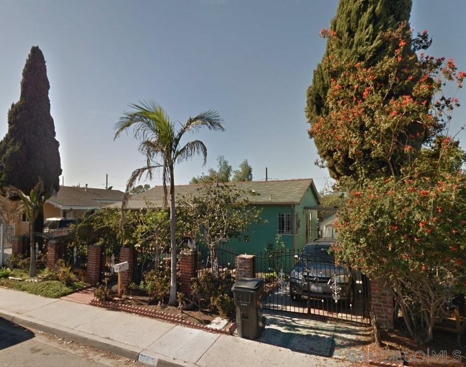 264 S 36th Street, San Diego, CA 92113 - #: 200030421