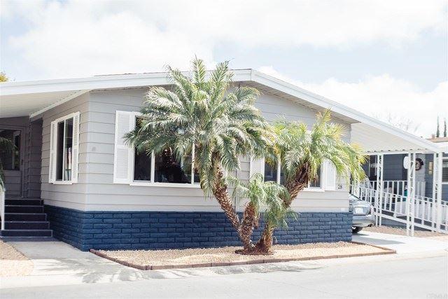 276 N El Camino Real #SPC 28, Oceanside, CA 92058 - #: PTP2102449