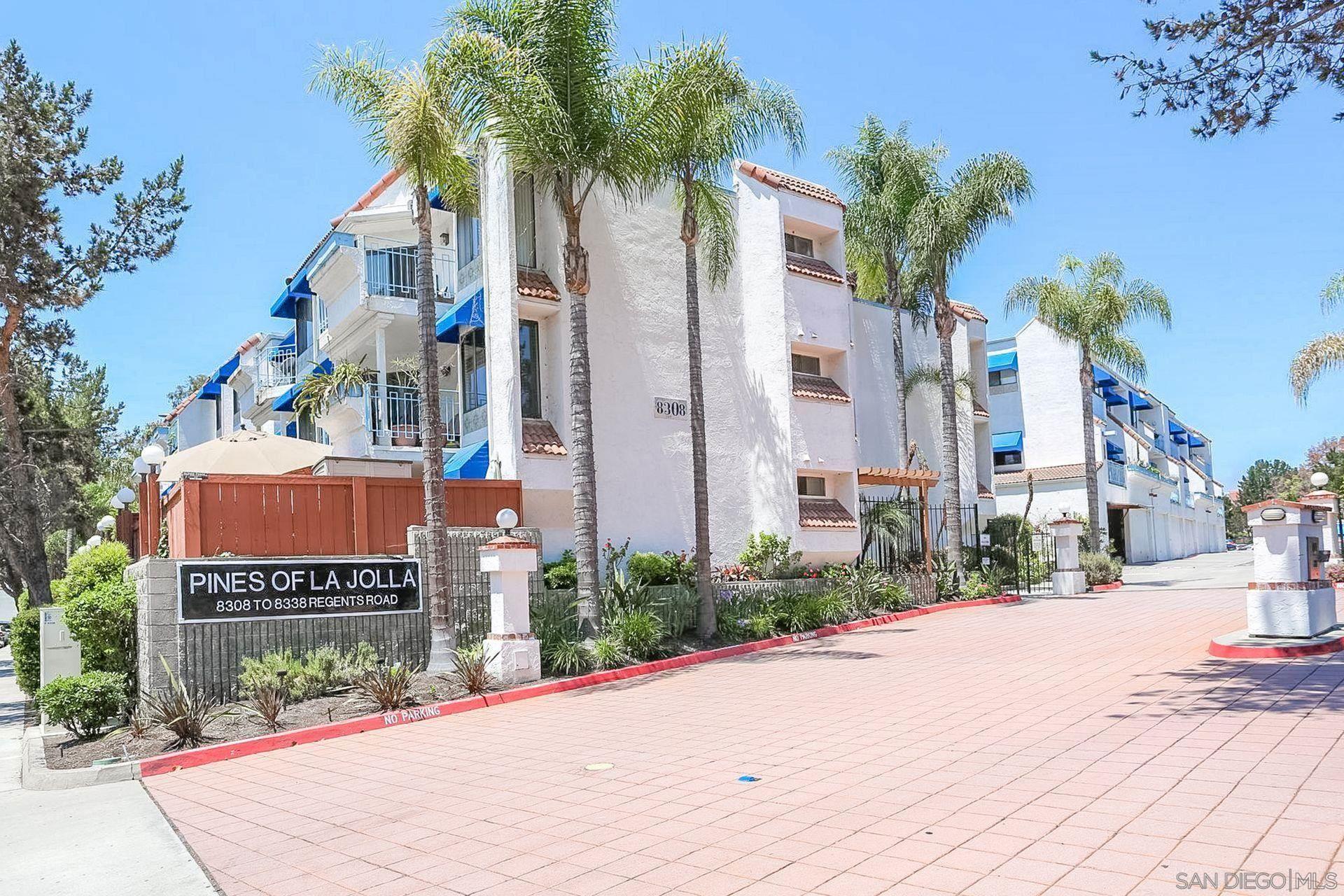 8308 Regents Rd #1B, San Diego, CA 92122 - MLS#: 210019457