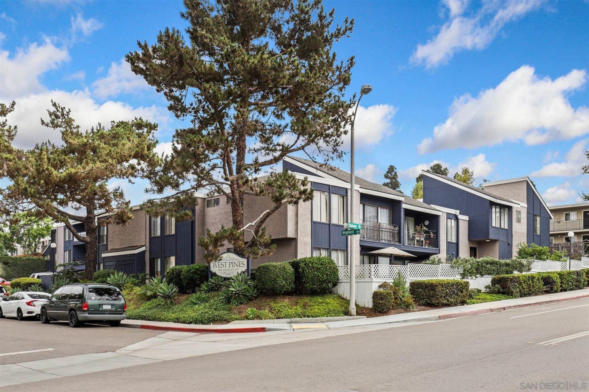 3505 Angelucci #1F, San Diego, CA 92111 - MLS#: 210021463