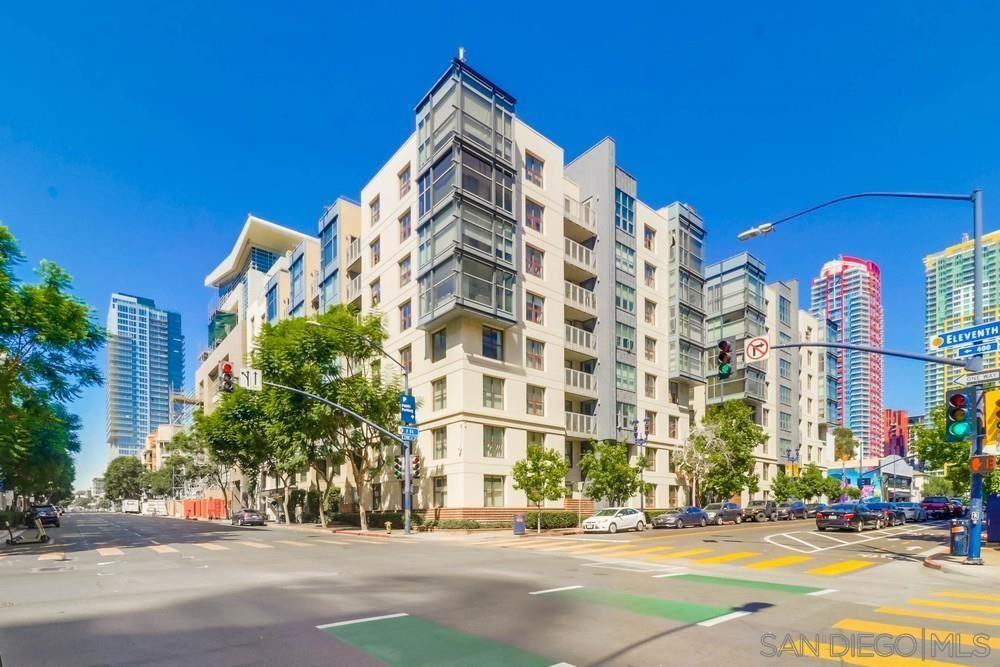 1150 J St #102, San Diego, CA 92101 - MLS#: 210025463