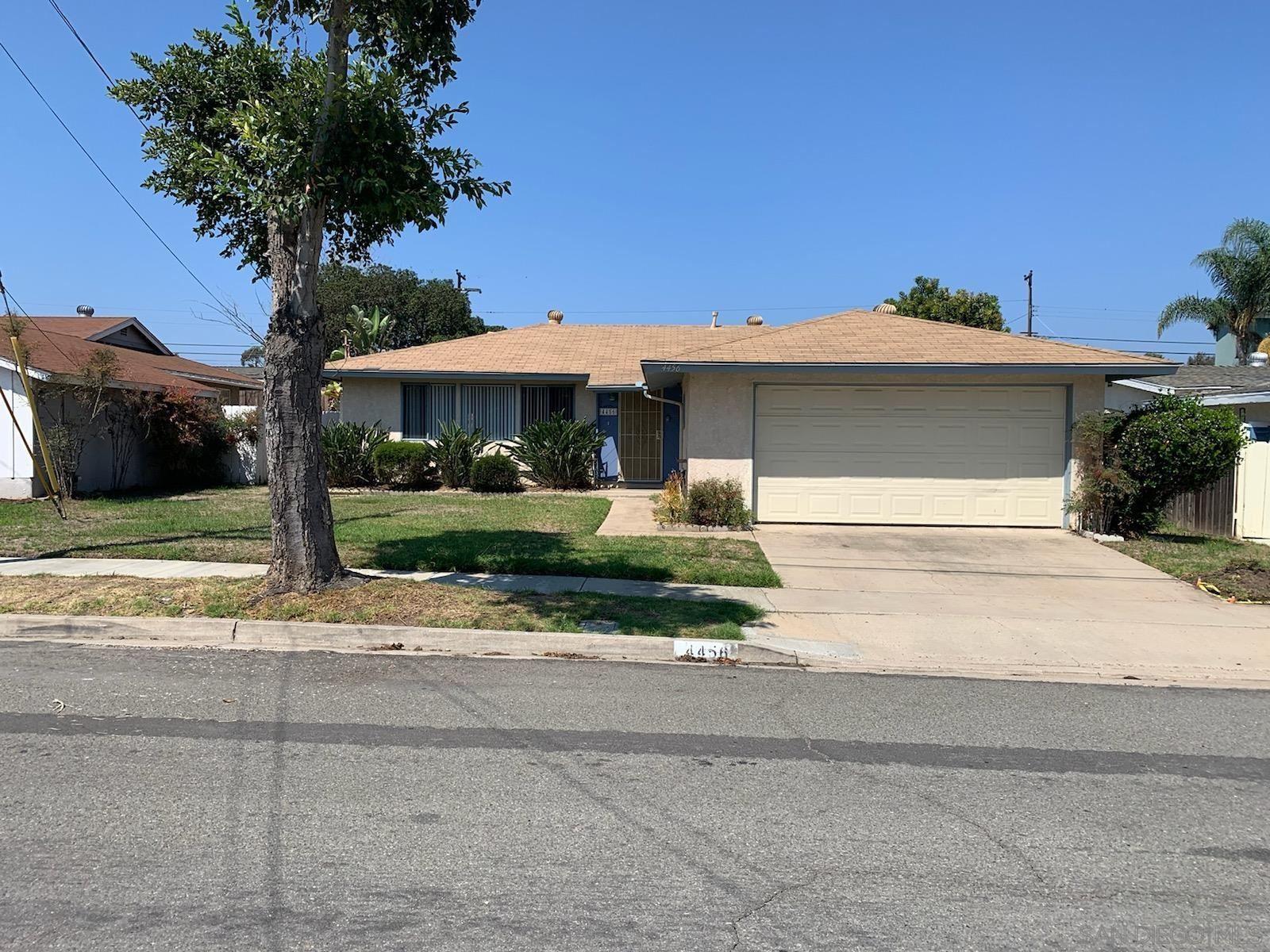 4456 Donald Ave, San Diego, CA 92117 - #: 210024469