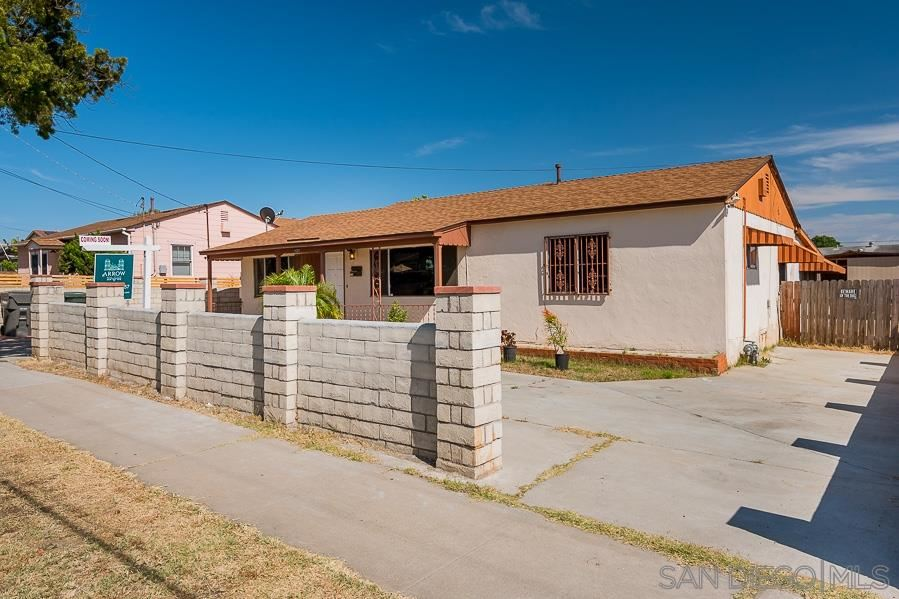 1420 E 4th St., National City, CA 91950 - MLS#: 200029474