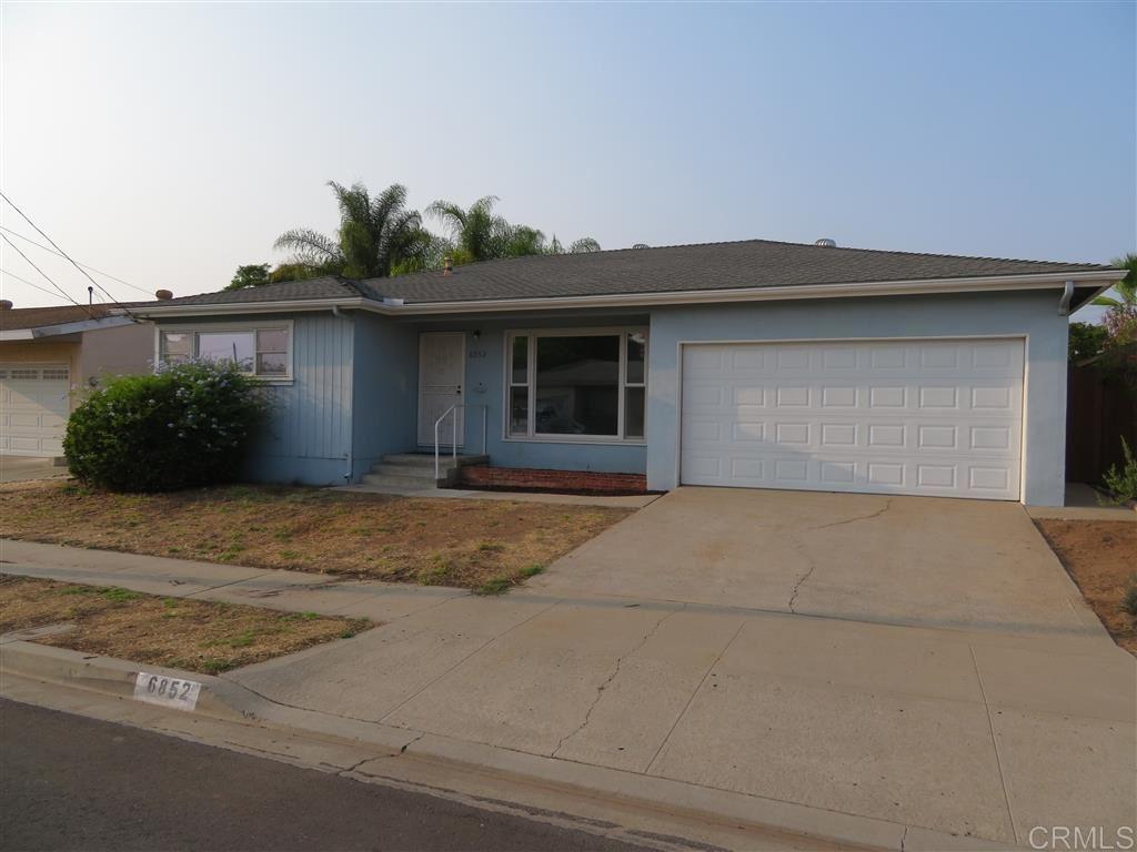 6852 Richard St, San Diego, CA 92115 - #: 200045478