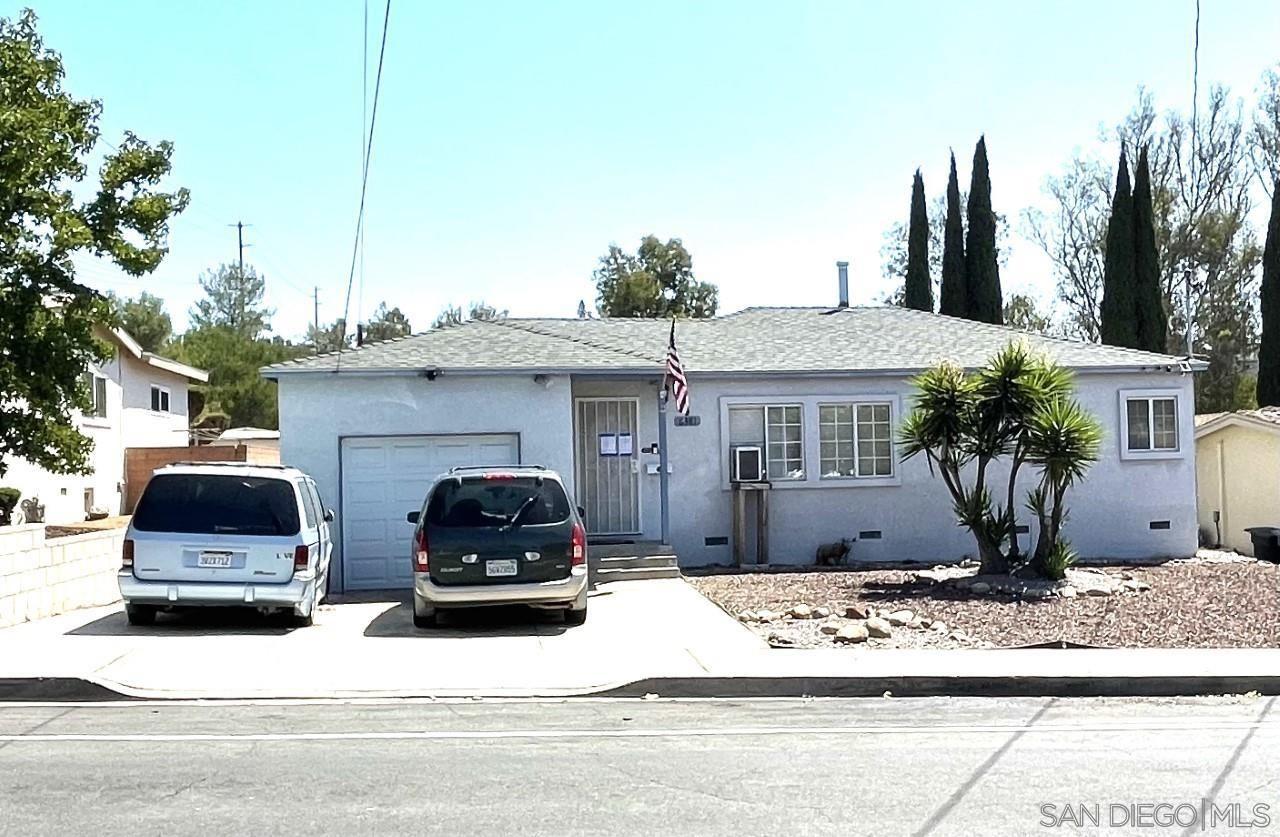 6381 Severin Dr, La Mesa, CA 91942 - MLS#: 210025541