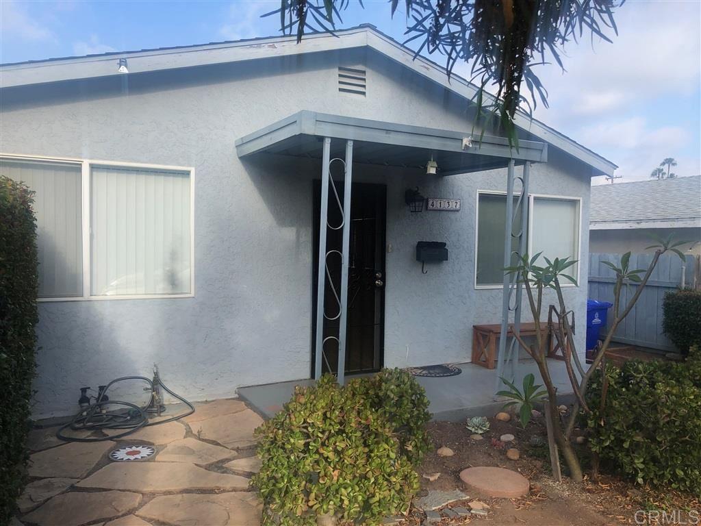 4137 Louisiana St, San Diego, CA 92104 - #: 200030556