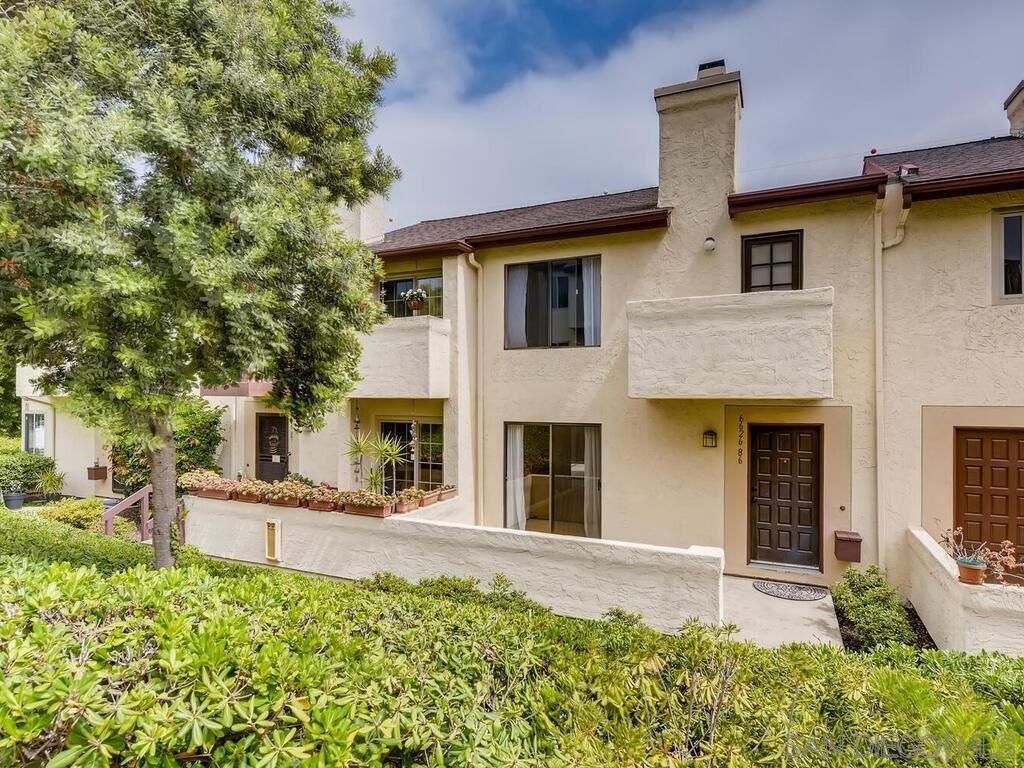 6626 Canyon Rim Row #86, San Diego, CA 92111 - MLS#: 210015560