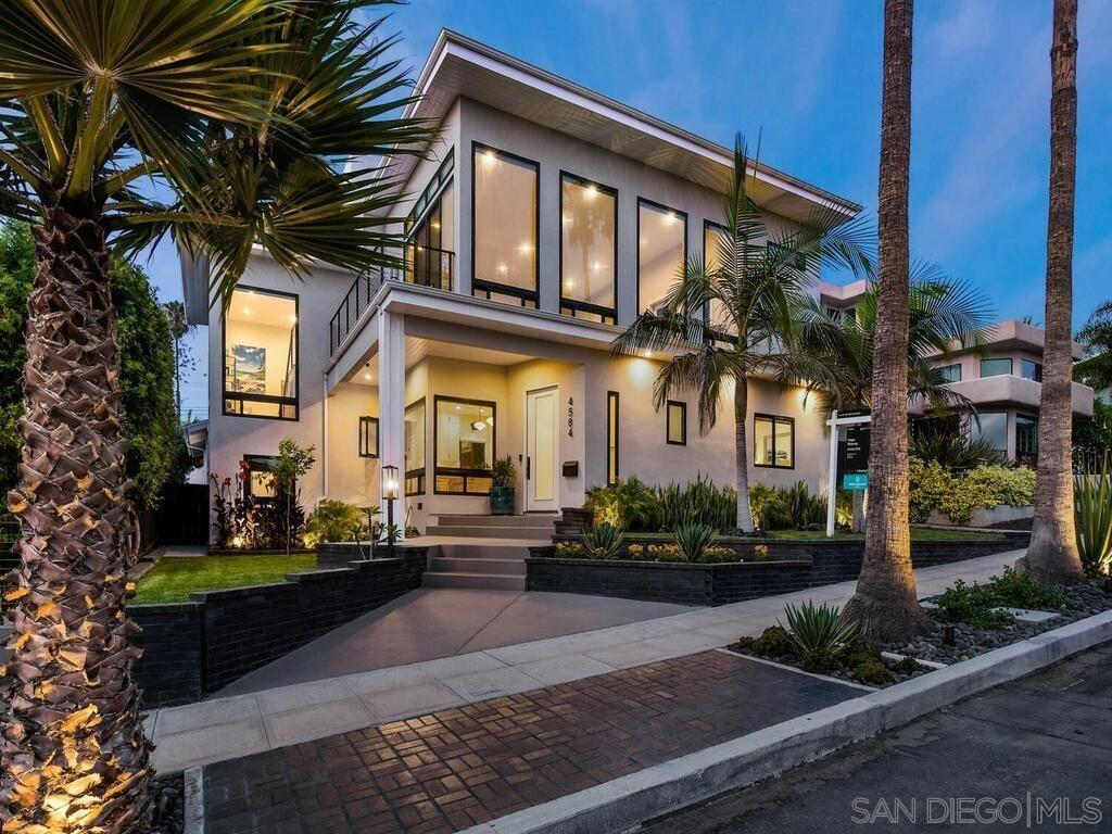 4584 Leon St, San Diego, CA 92107 - MLS#: 210020564