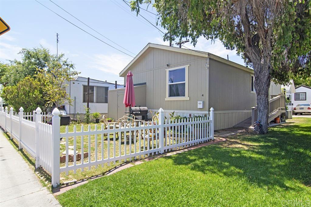 7495 Oakland Rd #SPC 4, La Mesa, CA 91942 - #: 200028566