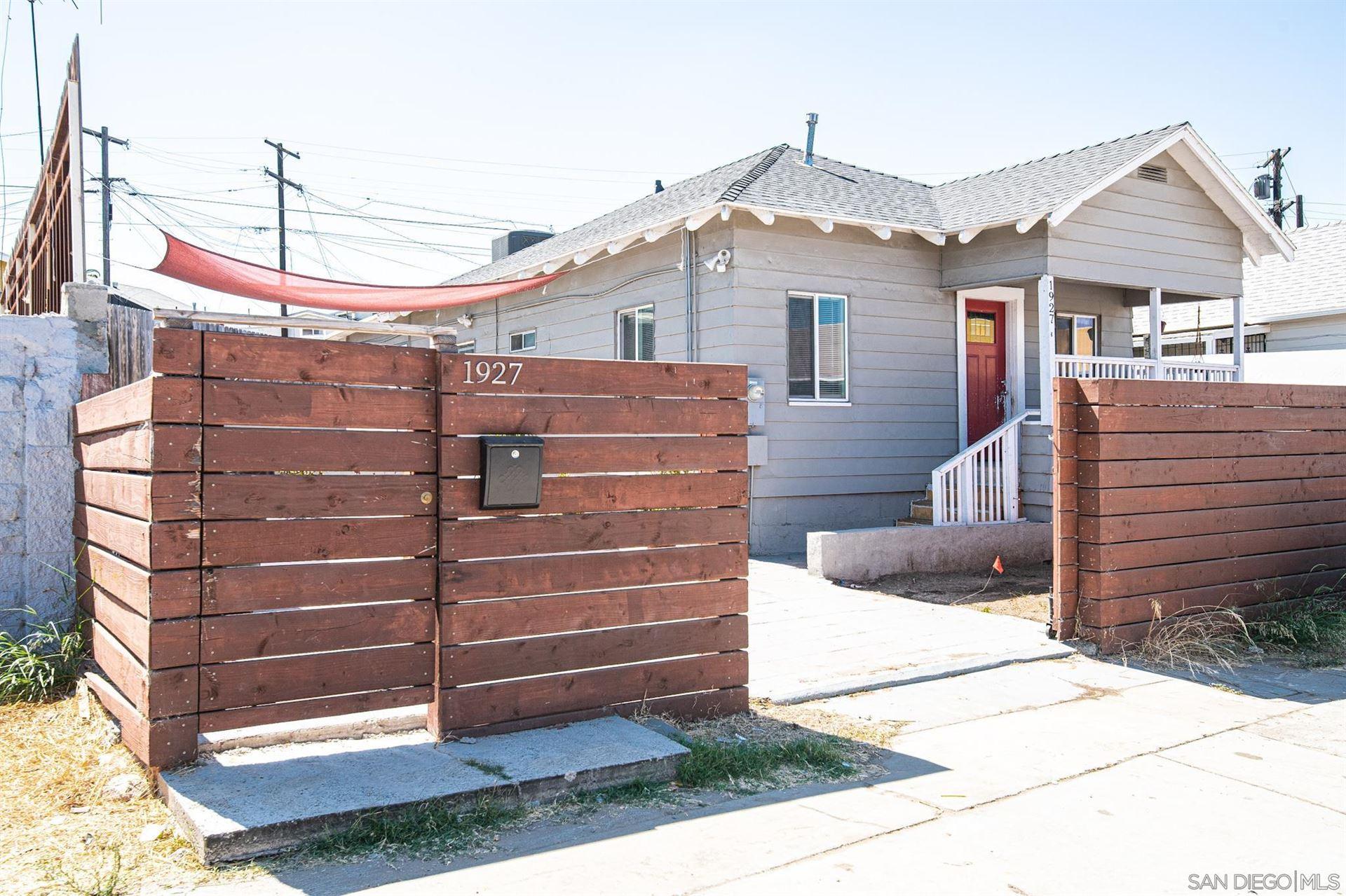 1927 Pueblo Street, San Diego, CA 92113 - MLS#: 210026570