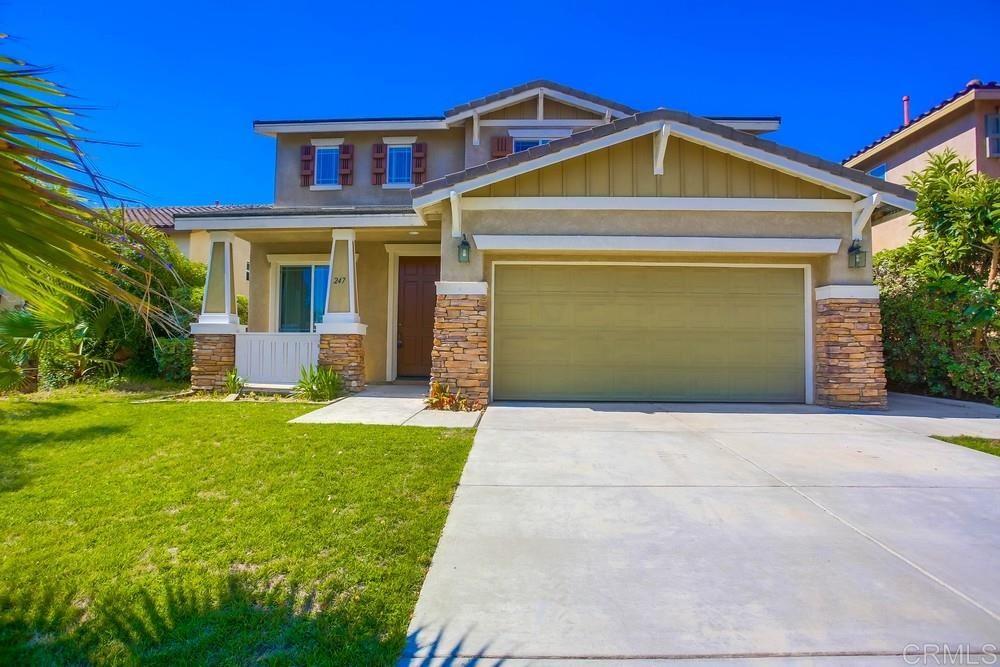 247 Glendale Ave, San Marcos, CA 92069 - #: 200036575