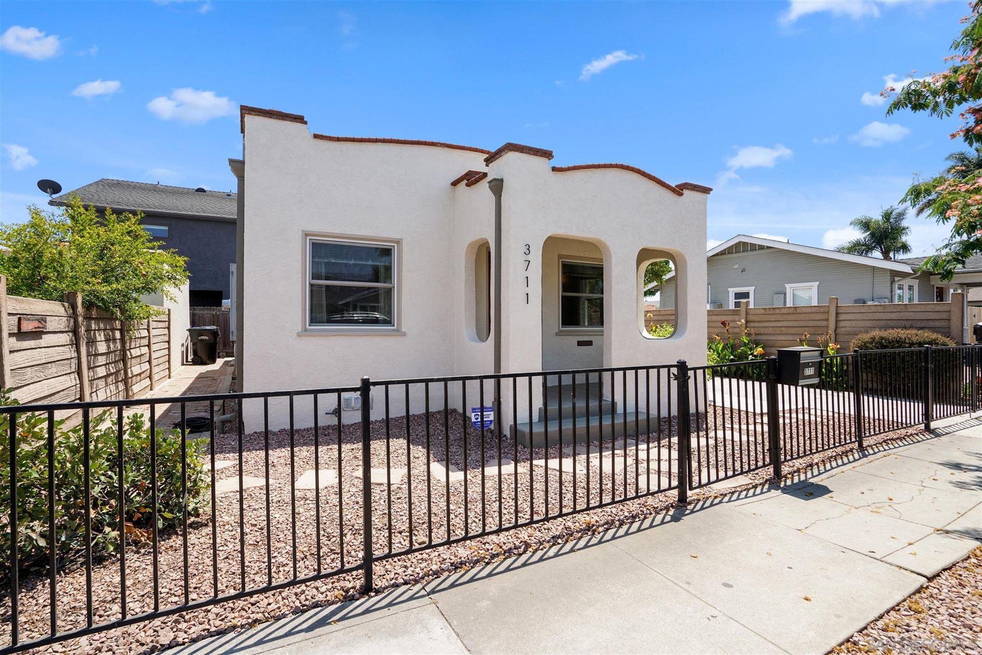 3711 Meade Ave, San Diego, CA 92116 - MLS#: 210020581