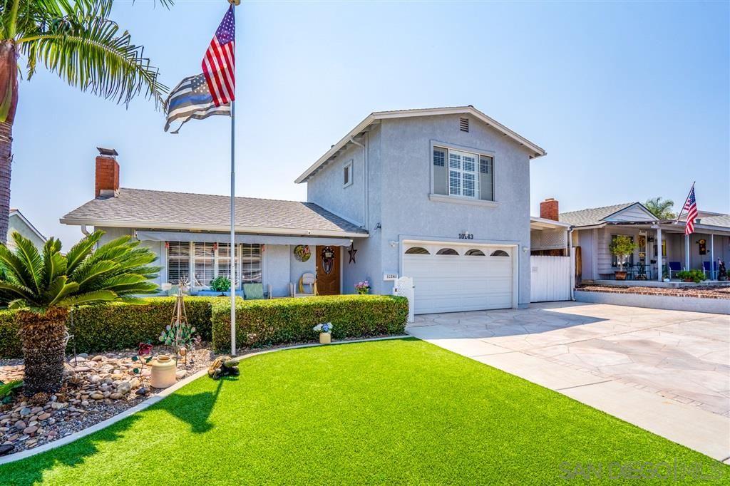 10143 Woodglen Vista Dr, Santee, CA 92071 - MLS#: 200042592
