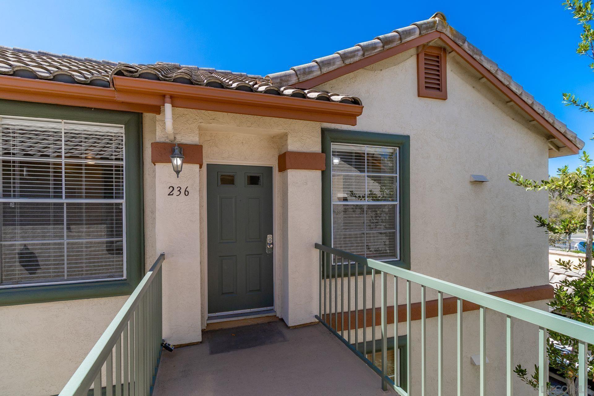10850 Sabre Hill Dr #236, San Diego, CA 92128 - MLS#: 210026592