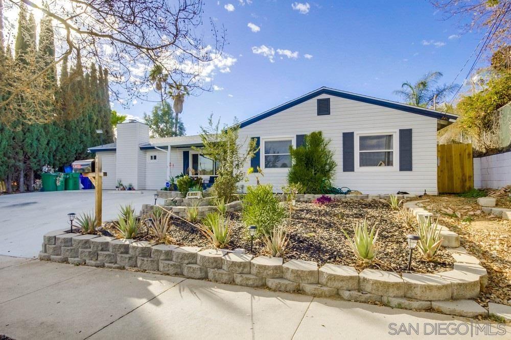 9312 E Heaney Circle, Santee, CA 92071 - MLS#: 210001593