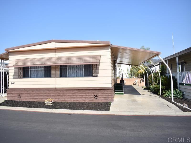 1506 Oak Drive #Spc 124, Vista, CA 92084 - #: 200041638