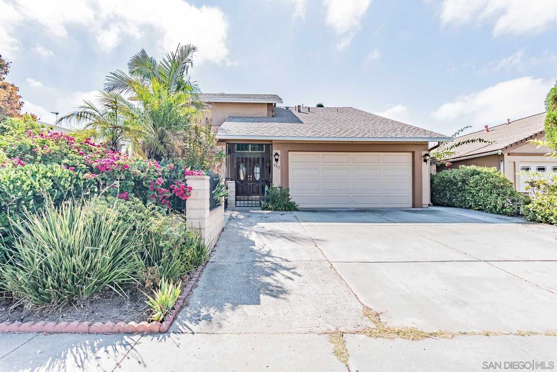 8313 Santa Arminta Ave, San Diego, CA 92126 - MLS#: 210026642
