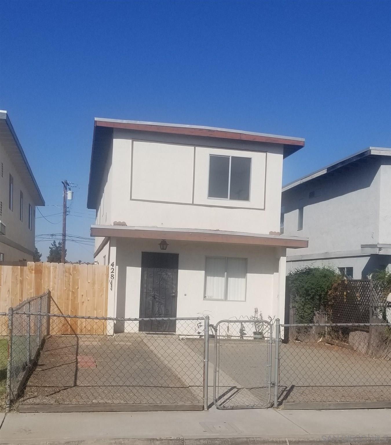 428 Sacramento Ave, Spring Valley, CA 91977 - MLS#: 200047647