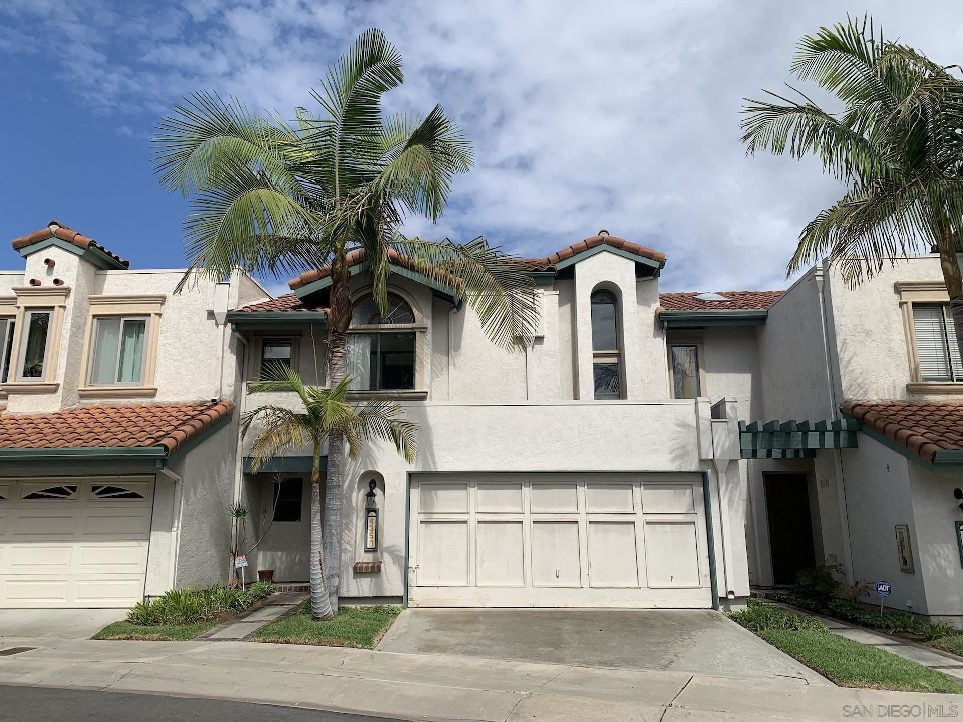 4350 Via Monclova, San Diego, CA 92122 - MLS#: 210028677