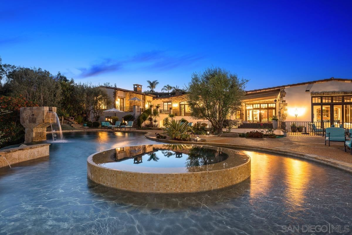 16627 Los Morros, Rancho Santa Fe, CA 92067 - #: 210017678