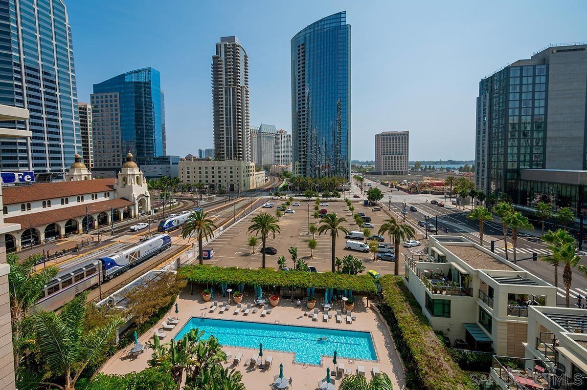 1199 Pacific Hwy #805, San Diego, CA 92101 - MLS#: 210024693