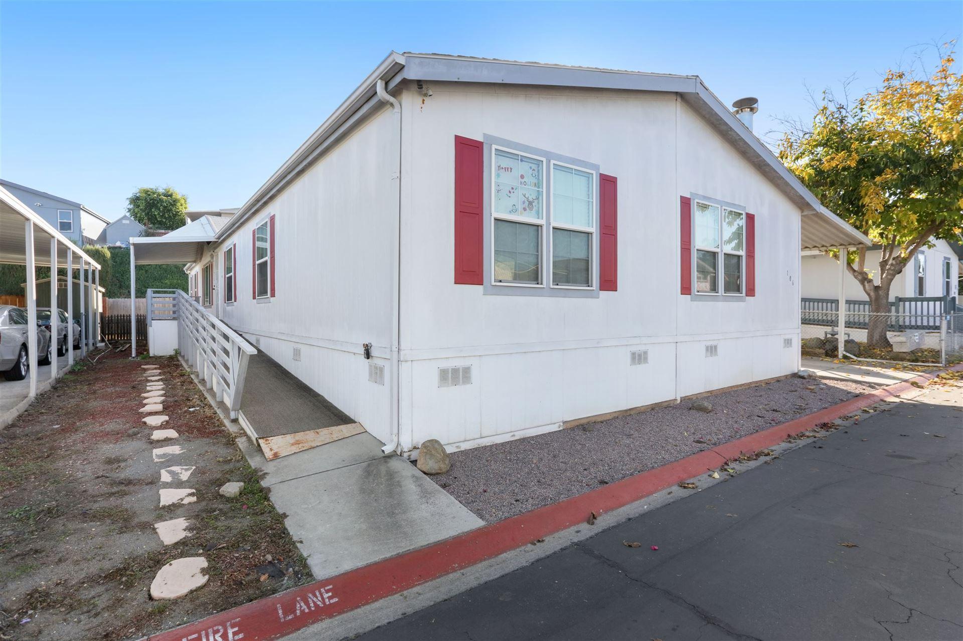 2400 W Valley Pkwy Space 106, Escondido, CA 92029 - MLS#: 200052697
