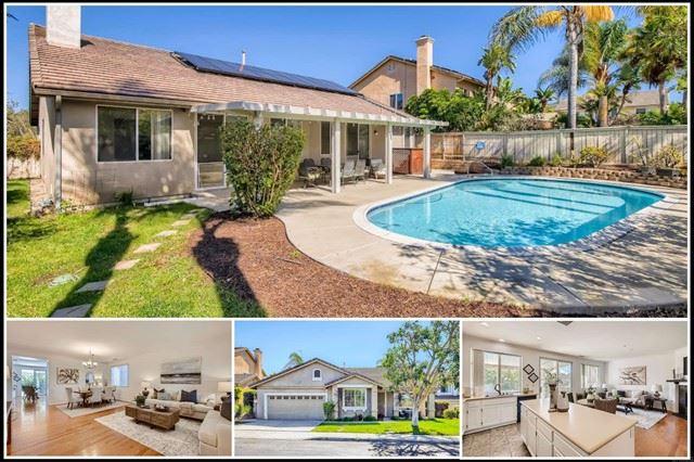 1579 Cypress Creek Court, Vista, CA 92084 - MLS#: NDP2111703