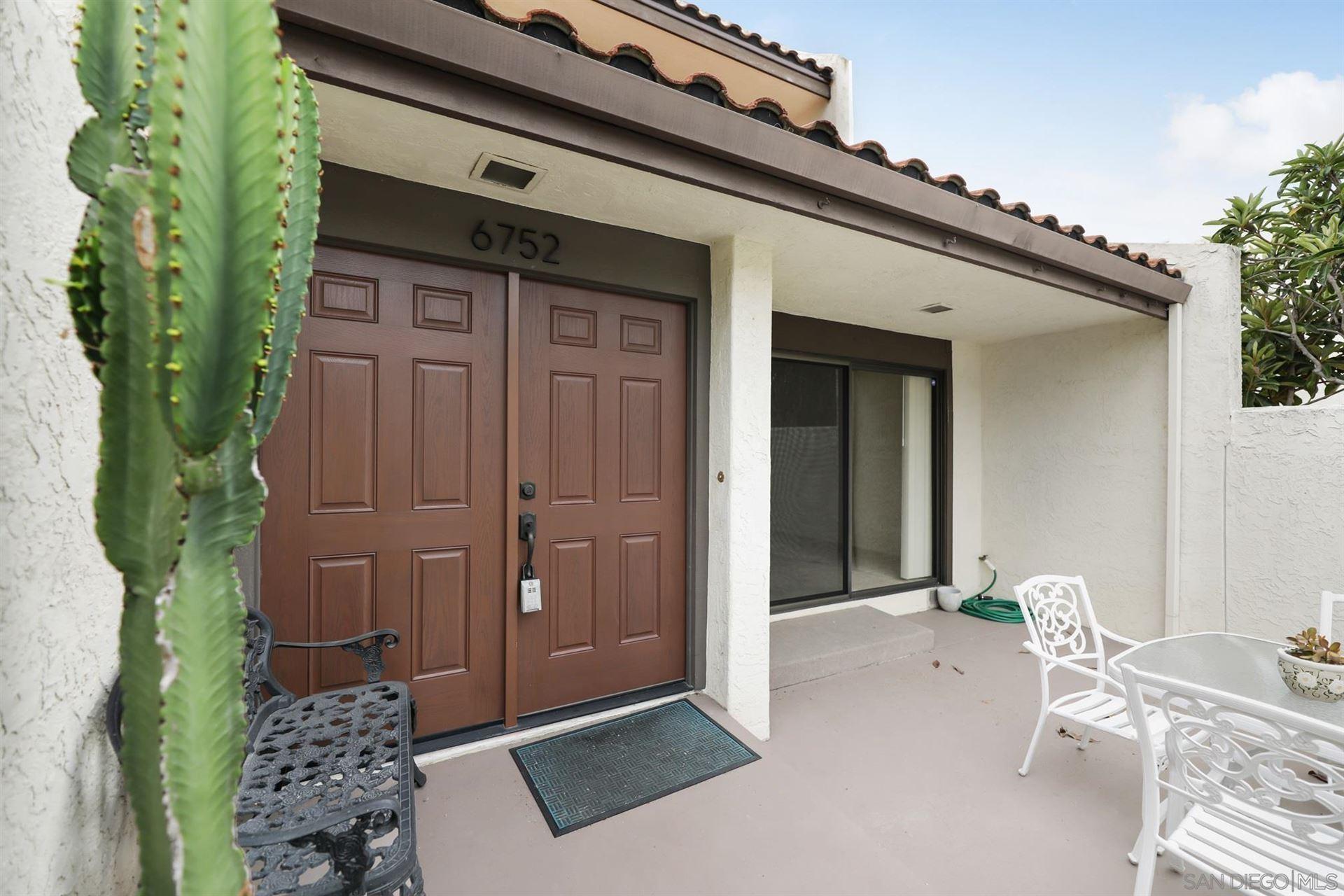 6752 Caminito Del Greco, San Diego, CA 92120 - MLS#: 210023705