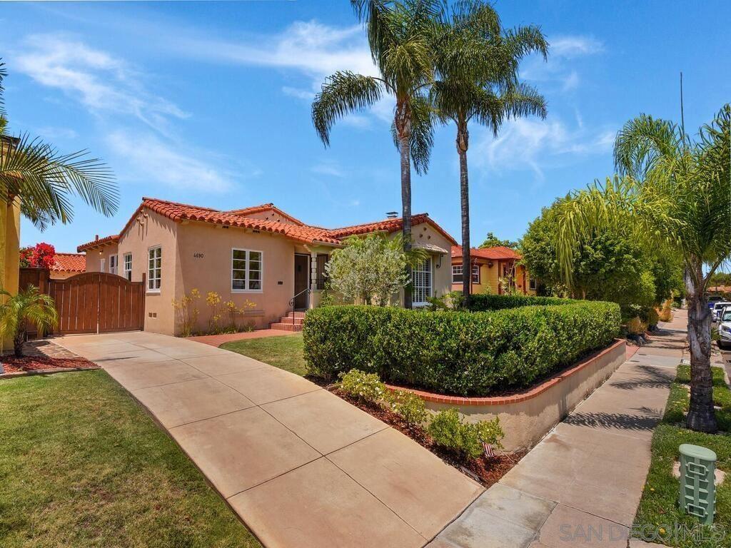 4690 Natalie, San Diego, CA 92115 - MLS#: 210018719