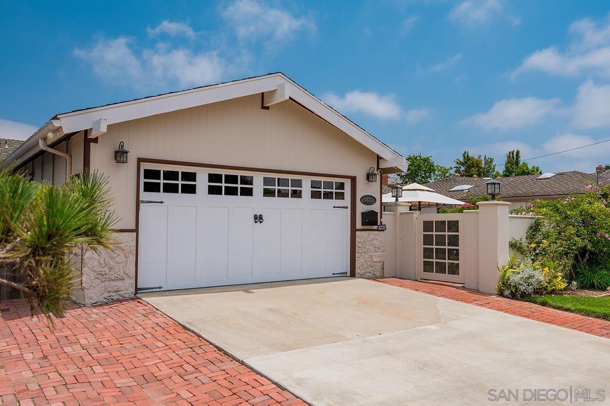 6527 Mercer Street, San Diego, CA 92122 - MLS#: 210018723