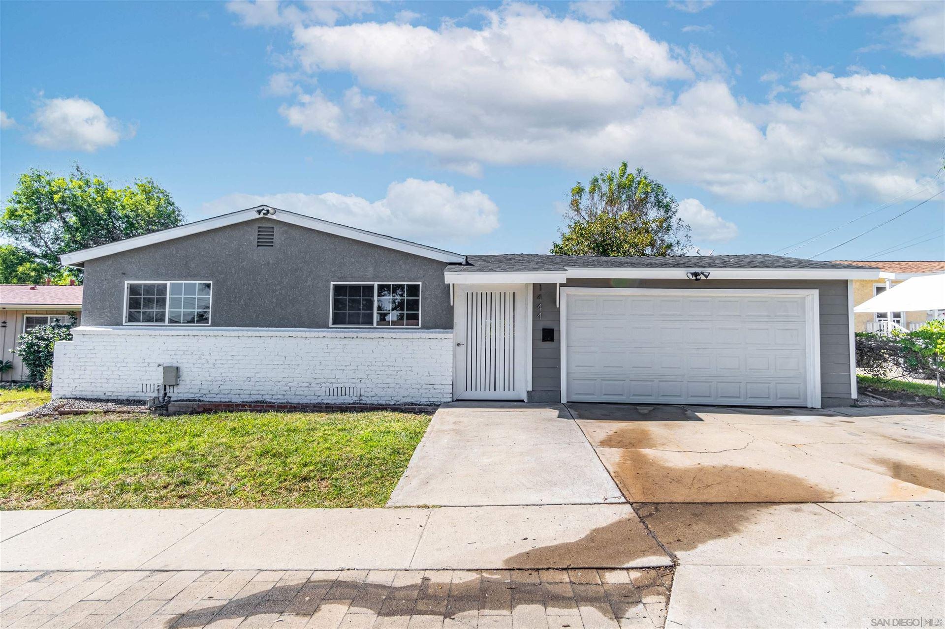 1444 Braddock St, San Diego, CA 92114 - #: 210028723