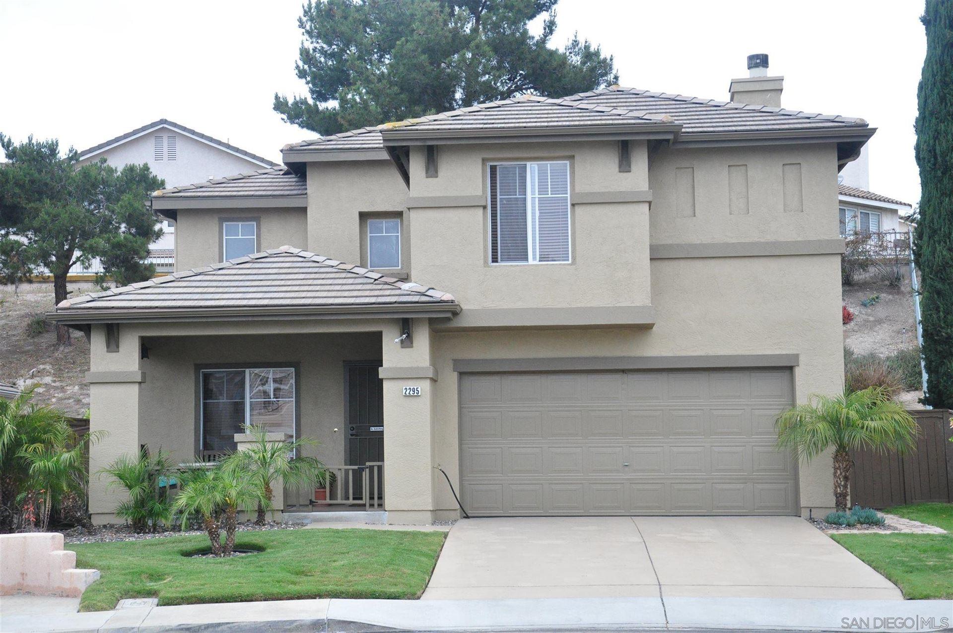 2295 Poppy Hills Drive, Chula Vista, CA 91915 - #: 210011730