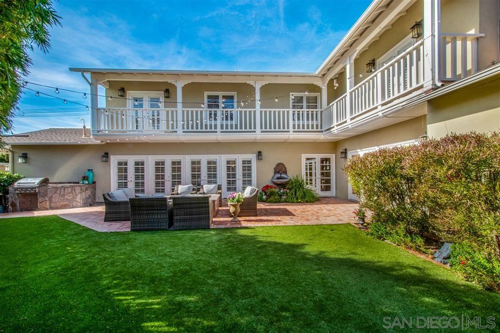 600 Margarita Avenue, Coronado, CA 92118 - MLS#: 200006748