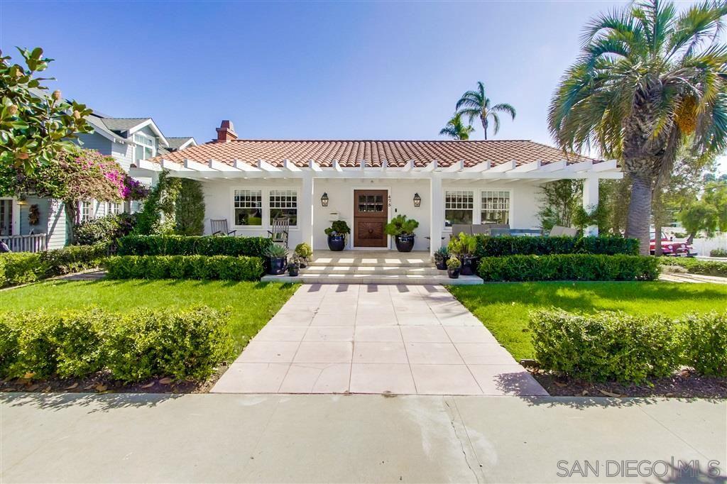 475 A Avenue, Coronado, CA 92118 - MLS#: 190057782
