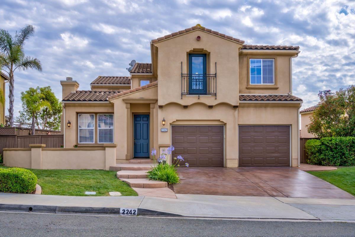 2242 Corte San Simeon, Chula Vista, CA 91914 - MLS#: 210017787