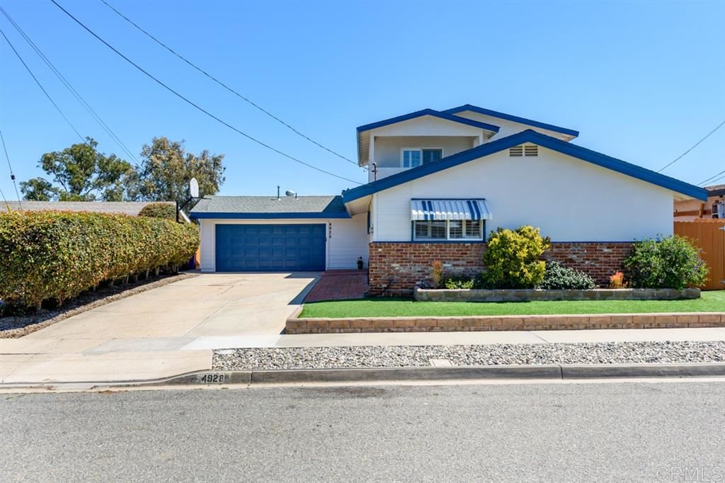 4928 Mount La Platta ( Canyon View ), San Diego, CA 92117 - #: 200019795