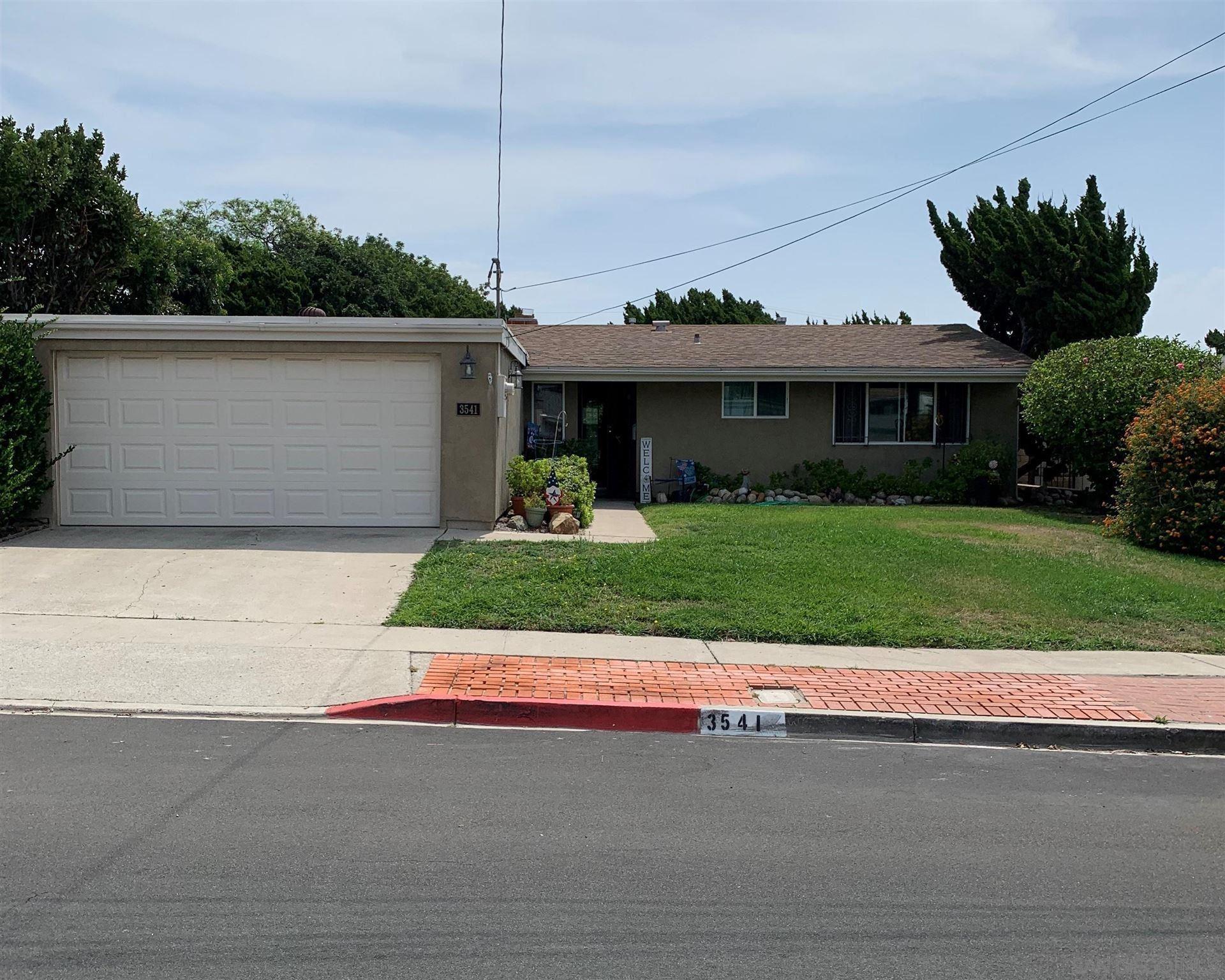 3541 Marathon Drive, San Diego, CA 92123 - MLS#: 210020826