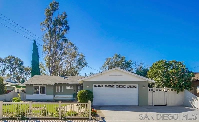 8121 Beaver lake Dr., San Diego, CA 92119 - #: 210004827