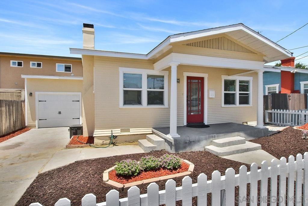 2512 Polk Ave, San Diego, CA 92104 - #: 200031833