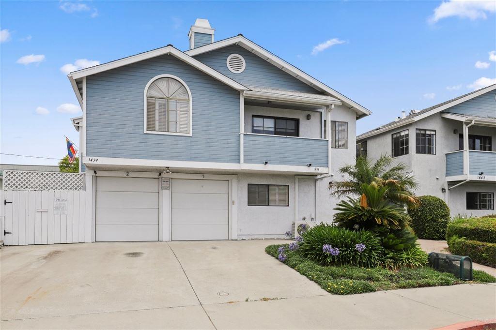 1434 Essex St #3, San Diego, CA 92103 - #: 200030863