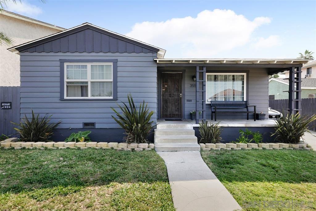 3551 Highland Ave, San Diego, CA 92105 - MLS#: 200041865