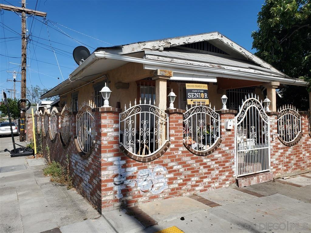 323 32Nd St, San Diego, CA 92102 - #: 200024868