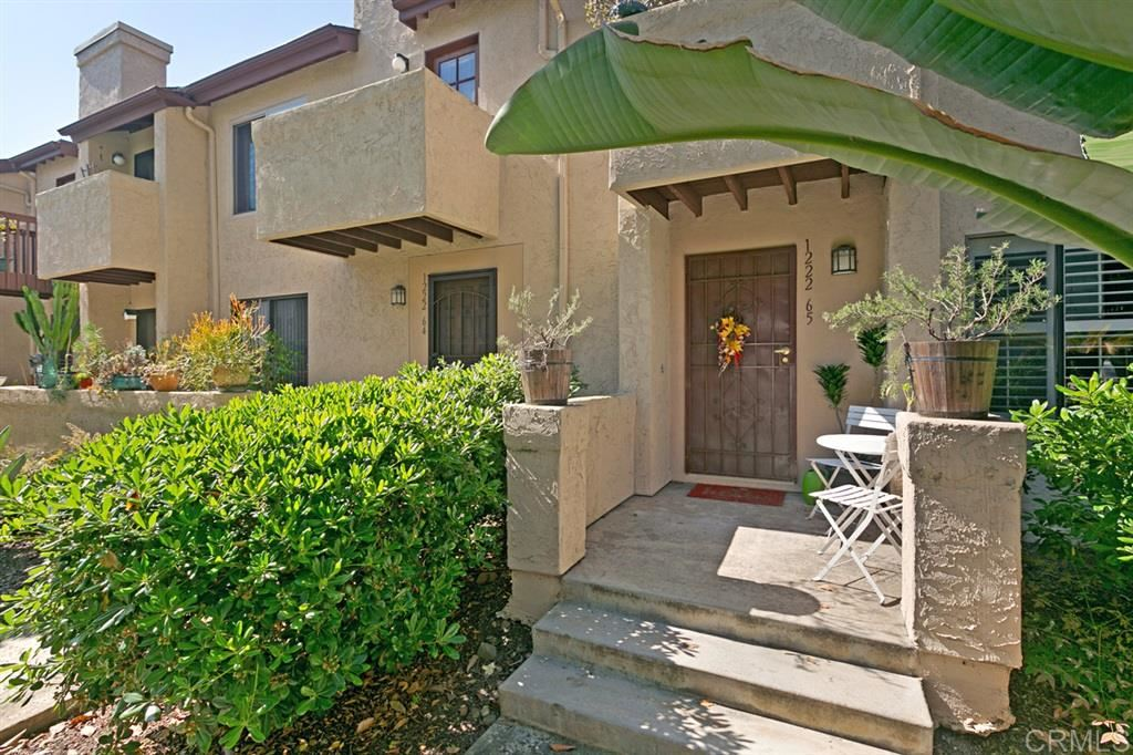 1222 River Glen Row #65, San Diego, CA 92111 - #: 200020879