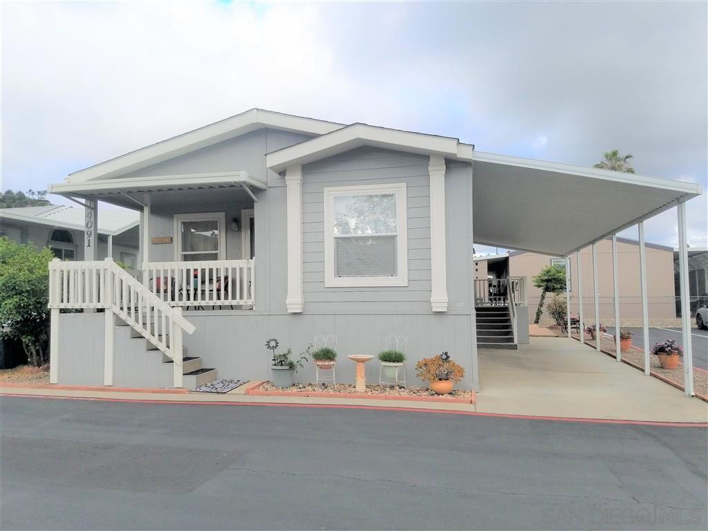 14091 Orchid Ave #163, Poway, CA 92064 - MLS#: 200021892