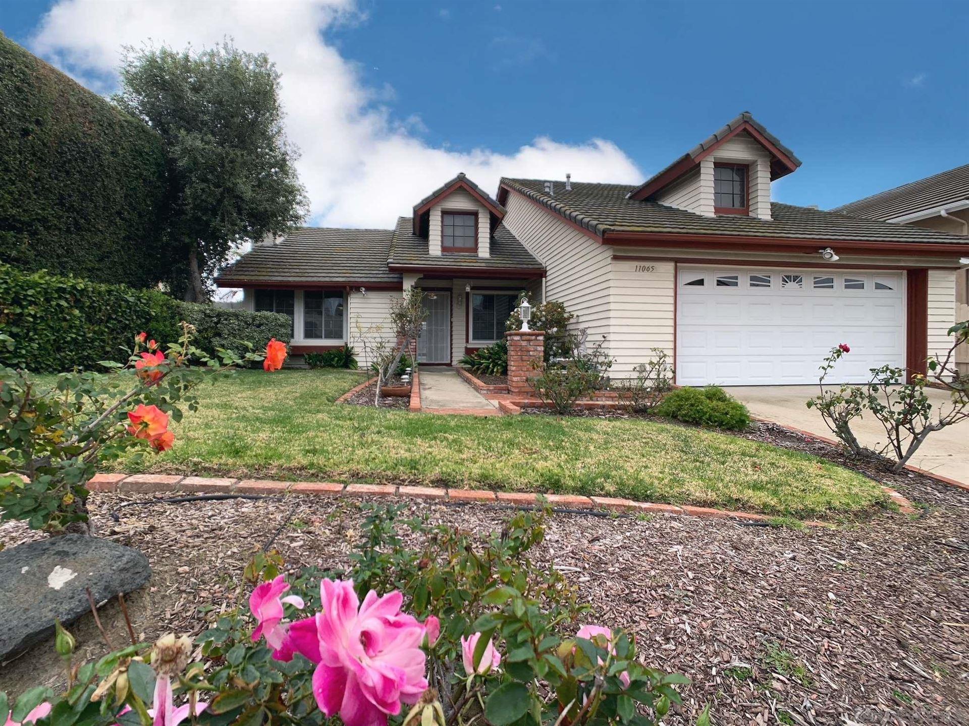 11065 VIA MERIDA, La Mesa, CA 91941 - #: 210003899